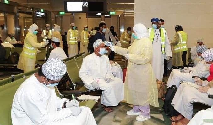 تغطية آخر أخبار فيروس كورونا في سلطنة عمان - تقني نت كوفيد 19
