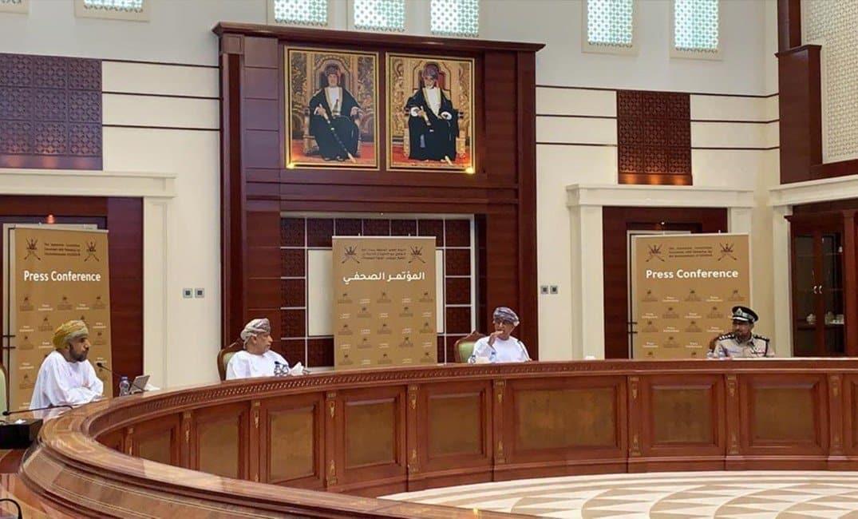 تفاصيل المؤتمر الصحفي 12 للجنة العليا في سلطنة عمان - تقني نت عمان