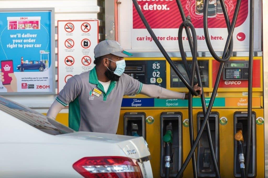 ارتفاع اسعار البنزين في الإمارات شهر أبريل 2021 - تقني نت اسعار الوقود في الامارات